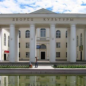 Дворцы и дома культуры Верховажья