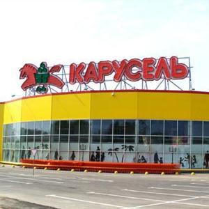 Гипермаркеты Верховажья