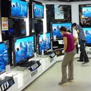 Магазины электроники Верховажья