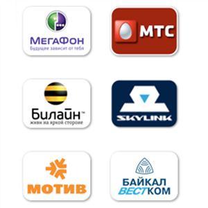 Операторы сотовой связи Верховажья