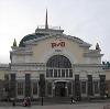 Железнодорожные вокзалы в Верховажье