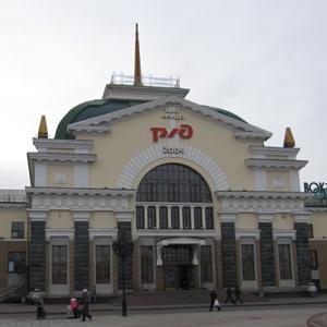 Железнодорожные вокзалы Верховажья